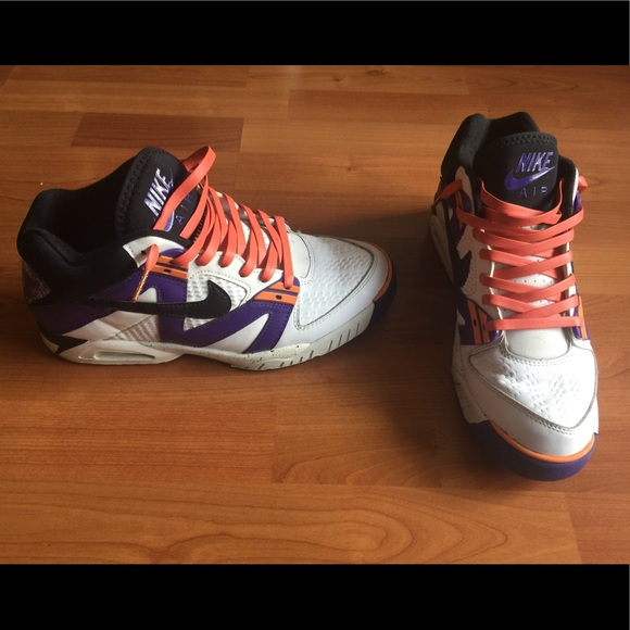 34802c8c Nike Shoes | Air Tech Challenger Andre Agassi Sneakers | Poshmark